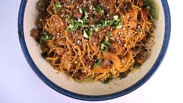 Spicy Dollar-Saving Pasta