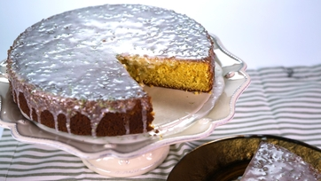 Olive Oil and Orange Cake