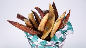 Lemon & Herb Salted Fries