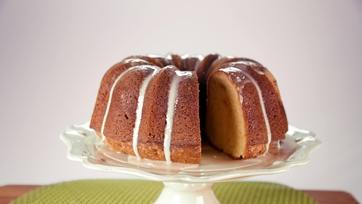 Carla Hall  Flavor Pound Cake Recipe