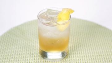 Rye Whiskey Splash