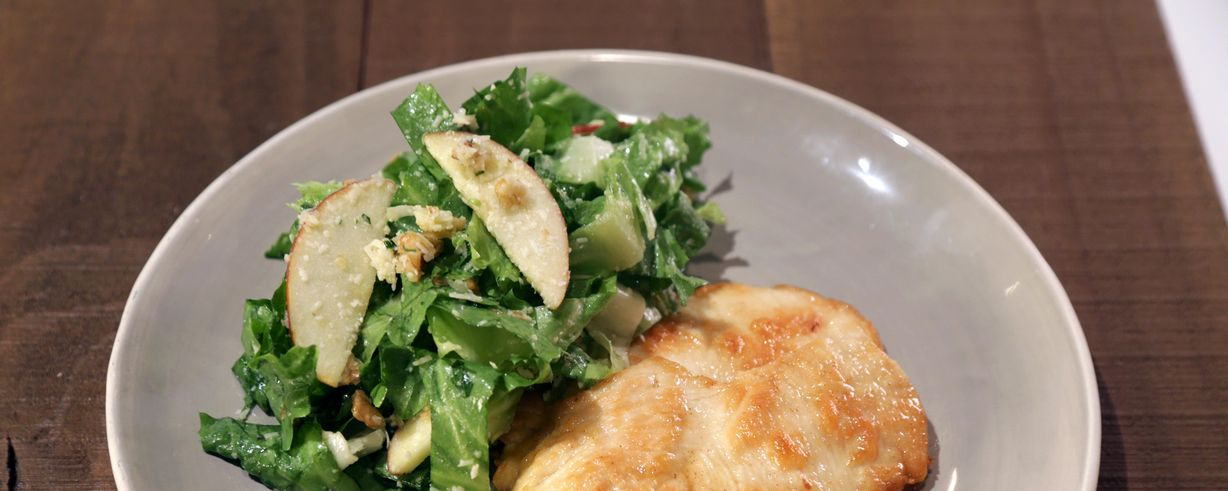 brown butter sauce recipe for chicken