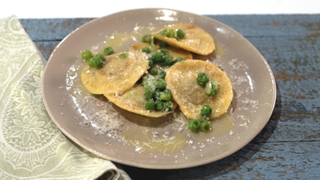 Leftover Meat \'n\' Potato Ravioli