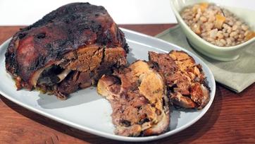 Pernil: Puerto Rican Pork Shoulder