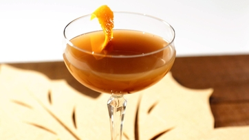 Whiskey Pear Punch