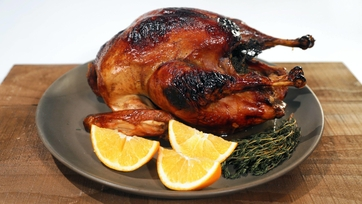 """Old Fashioned"" Roast Turkey"