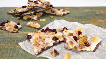 Jeweled Citrus Bark