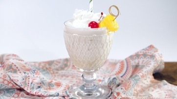 Ambrosia in a Glass