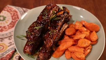 Francine Austin Brown Sugar Bourbon Barbecue Ribs 3.59 stars based on ...