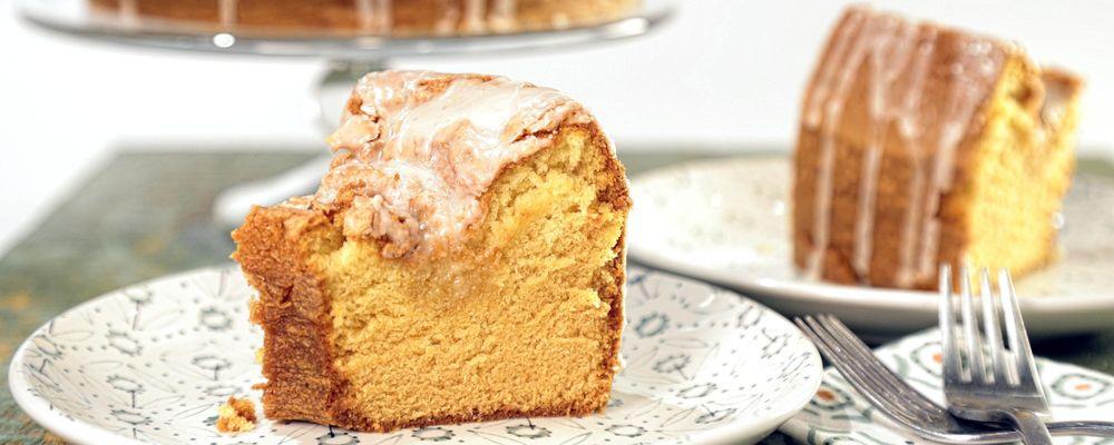 Carla Hall Vanilla Cake
