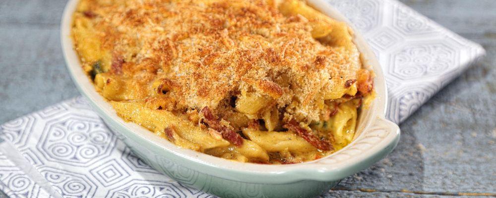 Macaroni au Gratin Recipe by Tahisha Solages - The Chew