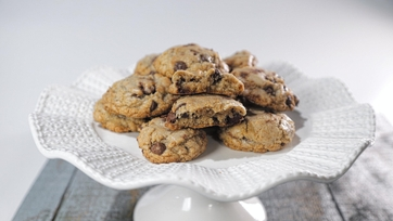 Carla\'s Perfect Chocolate Chip Cookie