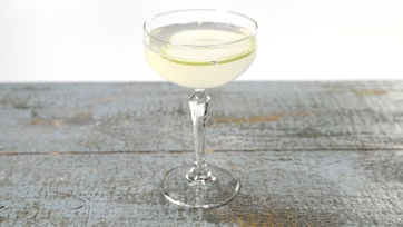 Green Apple Gimlet