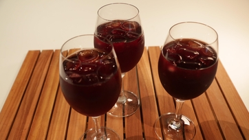 Spanish Red Wine Spritzer
