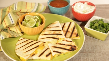Quesadilla Party!