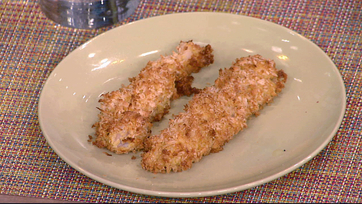 Daphne\'s Unfried Fish Sticks