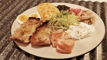 Smoked Fish Plate