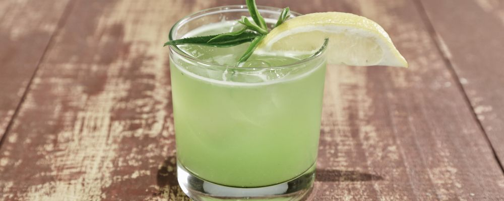 Cucumber Gimlet Recipe — Dishmaps