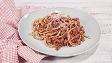 Bucatini All\'Amatriciana