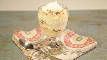 Tapioca Pudding Parfait
