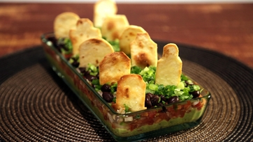 Triple-Layer Graveyard Dip