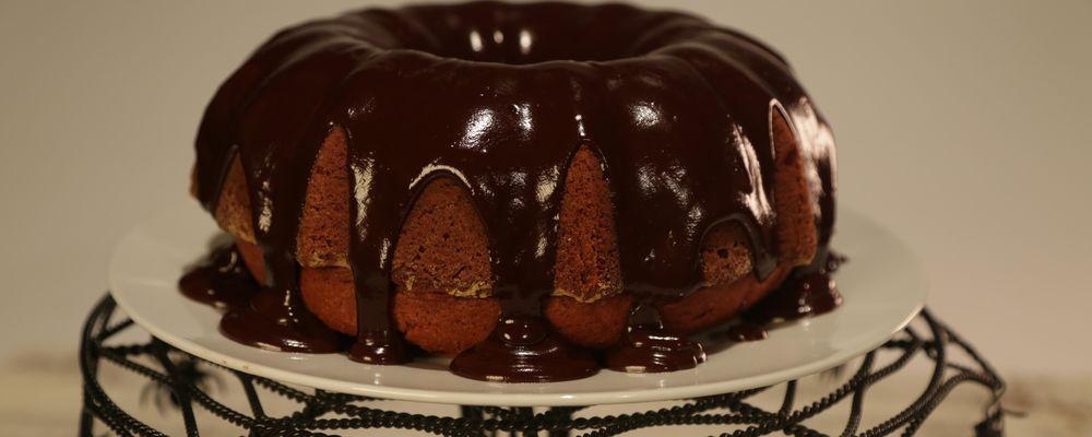 Red Velvet Bundt Cake Carla Hall