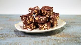 What is a good five-minute fudge recipe?