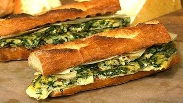 Frittata Sandwiches