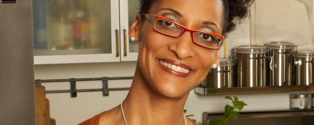 Carla Hall\'s Fried Green Tomatoes