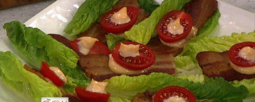 Clinton Kelly\'s Romaine Heart BLT
