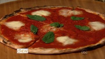 Mario Batali\'s Pizza Margherita