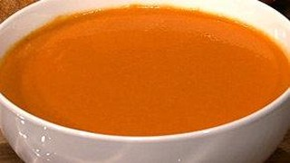 Michael Symon's Spicy Tomato and Blue Cheese Soup Recipe ...