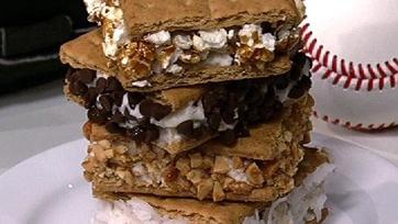 Carla Hall\'s Homemade Ice Cream Sandwiches