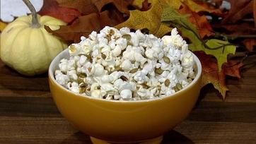 Clinton Kelly Toasted Pumpkin Seed Popcorn