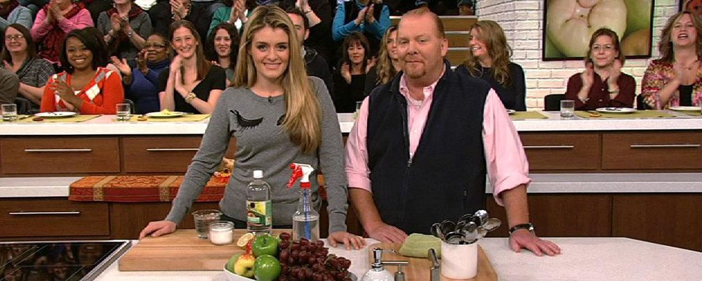 Daphne Oz\'s Homemade Fruit and Vegetable Wash