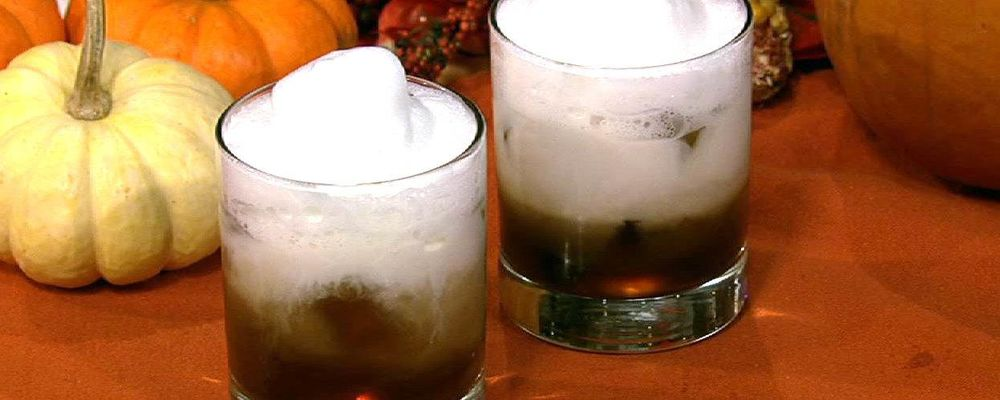 Clinton Kelly\'s Frosty White Russian