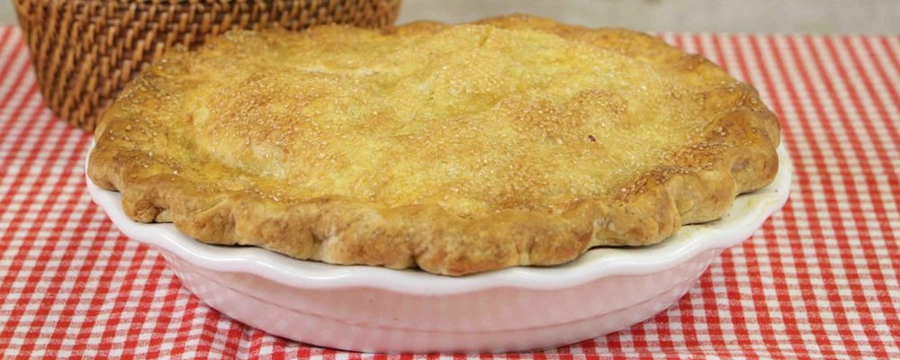 Ten Gallon Apple Pie