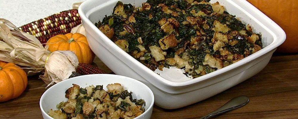 Daphne Oz\'s Mushroom & Vegetable Stuffing