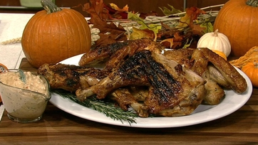 Michael Symon\'s Grilled Turkey
