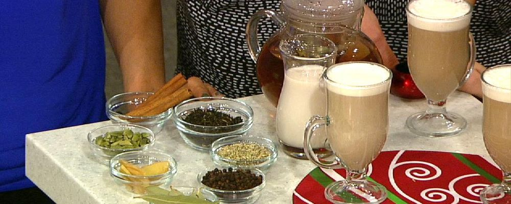 Carla Hall\'s De-Stress Chai