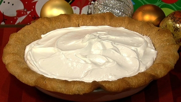 Carla Hall\'s Chocolate Cream Pie