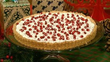 Daphne Oz\'s Ricotta, Chocolate, Honey and Pine Nut Tart