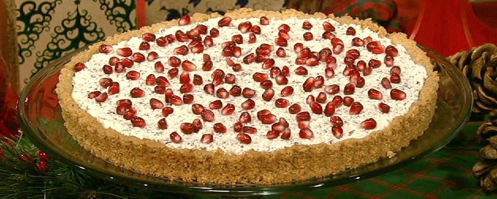 Daphne Oz\'s Ricotta, Chocolate, Honey and Pine Nut Tart