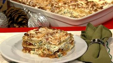 Michael Symon\'s Mom\'s Lasagna