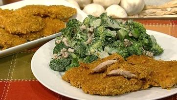 Bobby Deen\'s Unfried Chicken