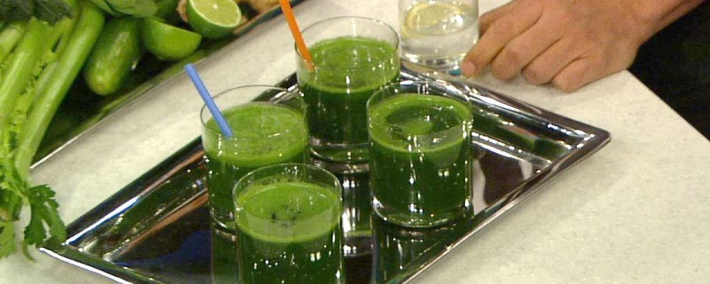 Daphne Oz\'s Green Drink