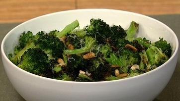 Carla Hall\'s Broccoli with Cheese