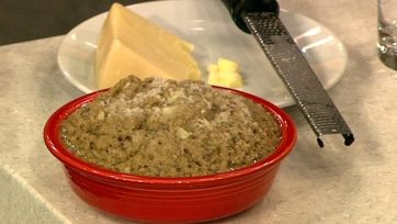 Daphne Oz Turkish Mashed Potatoes (Eggplant)
