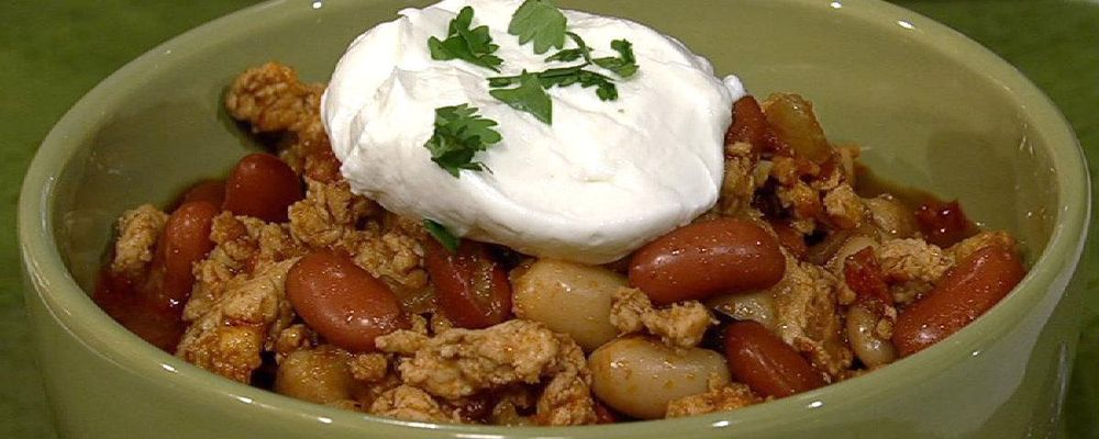 Super Bowl® Chili by Michael Symon