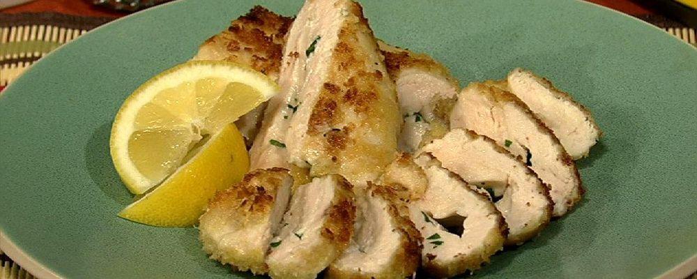 Michael Symon\'s Chicken Kiev